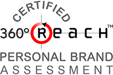 Certified 360 Reach Personal Brand Assessment